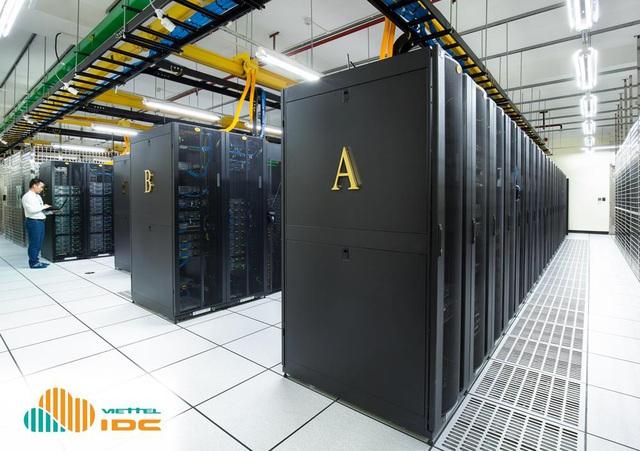 Viettel IDC là một trong 10 nhà cung cấp dịch trung tâm dữ liệu tốt nhất châu Á theo công bố trên tạp chí CIO Outlook - Ảnh 1.