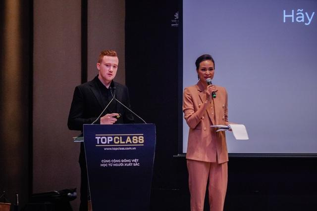 """CEO TopClass: """"Tại sao chúng ta không học hỏi từ những người giỏi nhất và thành công nhất trong chính lĩnh vực của họ?"""" - Ảnh 2."""