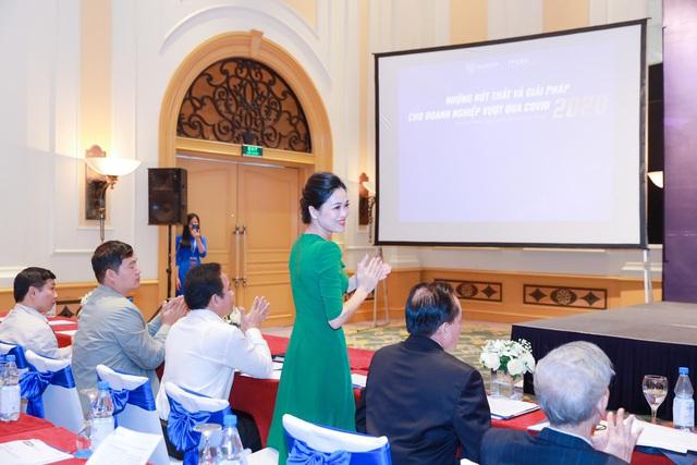 CEO Lê Dung: Giá trị lớn nhất mà tôi tạo nên được chính là sự kết nối yêu thương - Ảnh 4.