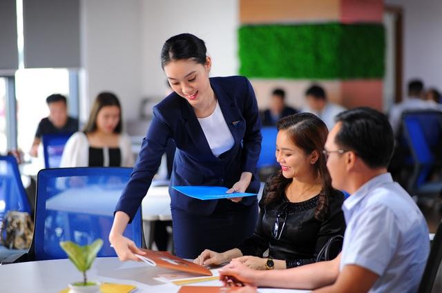 Đất Xanh sở hữu hệ thống môi giới BĐS lớn bậc nhất Việt Nam - Ảnh 2.