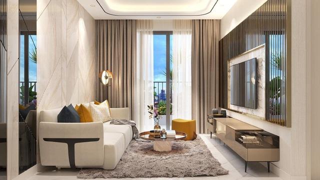 """Trải nghiệm """"nghỉ dưỡng mỗi ngày"""" tại dự án căn hộ cao cấp bậc nhất cửa ngõ Đông Sài Gòn - Ảnh 1."""