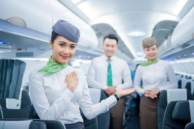 Bamboo Airways được vinh danh Hãng hàng không khu vực hàng đầu châu Á - Ảnh 1.