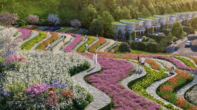 Biệt thự ven đô Ivory Villas & Resort – Điểm nhấn kiêu hãnh miền non cao - Ảnh 1.