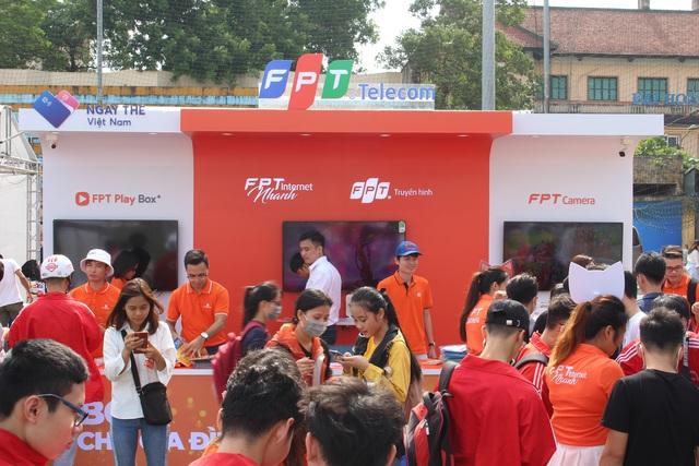"""FPT Camera gây ấn tượng với tính năng mới tại """"Ngày thẻ Việt Nam"""" - Ảnh 1."""