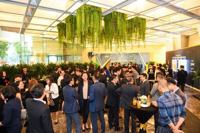 Sự kiện trải nghiệm Capital Place – biểu tượng mới của Hà Nội hiện đại - Ảnh 1.