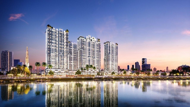 """Trải nghiệm """"nghỉ dưỡng mỗi ngày"""" tại dự án căn hộ cao cấp bậc nhất cửa ngõ Đông Sài Gòn - Ảnh 2."""