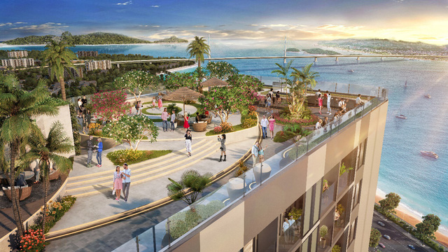 The Ruby Hạ Long: Từ uy tín đơn vị phát triển dự án đến đẳng cấp căn hộ mặt biển - Ảnh 2.