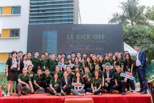 Hàng loạt tên tuổi lớn hội tụ tại Lễ ký kết hợp tác và kick-off bán hàng dự án Thái Nguyên Tower - Ảnh 2.
