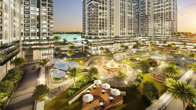 """Trải nghiệm """"nghỉ dưỡng mỗi ngày"""" tại dự án căn hộ cao cấp bậc nhất cửa ngõ Đông Sài Gòn - Ảnh 3."""