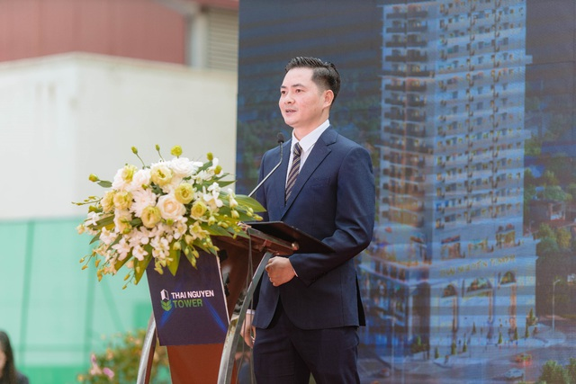 Hàng loạt tên tuổi lớn hội tụ tại Lễ ký kết hợp tác và kick-off bán hàng dự án Thái Nguyên Tower - Ảnh 3.