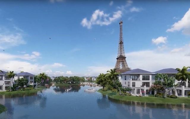 Đánh giá tiện ích nổi bật tại dự án Hanaka Paris Ocean Park - Ảnh 4.