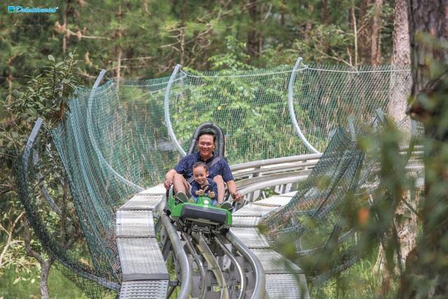 Sản phẩm du lịch Đà Lạt đạt Thương hiệu quốc gia Việt Nam 2020 - Ảnh 4.