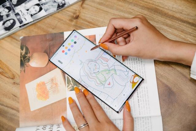 Chuyện những nhà sáng tạo chuyên nghiệp tận dụng Galaxy Note20 - ảnh 1