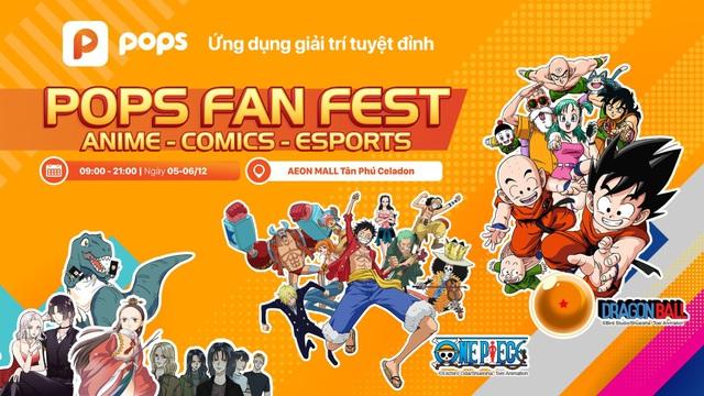 """Pew Pew, MC Minh Nghi, Hảo Thỏ sẽ """"tung hoành"""" cùng fan tại POPS Fan Fest - Ảnh 1."""
