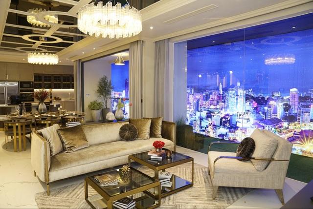 Tiềm năng tăng giá của căn hộ hạng sang trung tâm TP.HCM - Ảnh 2.
