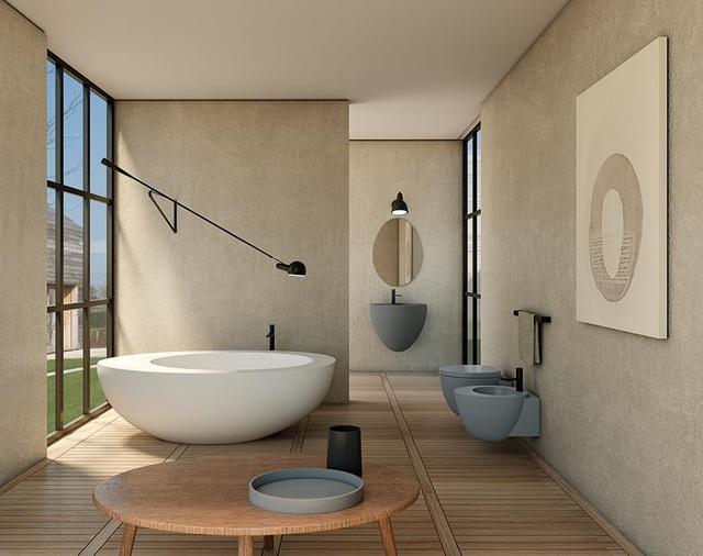 Không gian phòng tắm Cielo – Tinh hoa nội thất thủ công từ nước Ý - Ảnh 3.