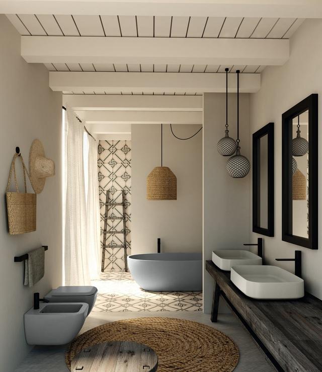 Không gian phòng tắm Cielo – Tinh hoa nội thất thủ công từ nước Ý - Ảnh 4.