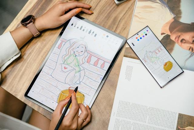 Chuyện những nhà sáng tạo chuyên nghiệp tận dụng Galaxy Note20 - ảnh 5