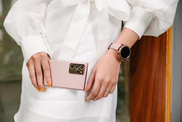 Chuyện những nhà sáng tạo chuyên nghiệp tận dụng Galaxy Note20 - ảnh 6