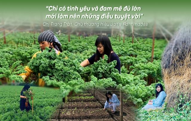 Bột cần tây Jan's - Sản phẩm của tình yêu nông nghiệp Việt - Ảnh 1.