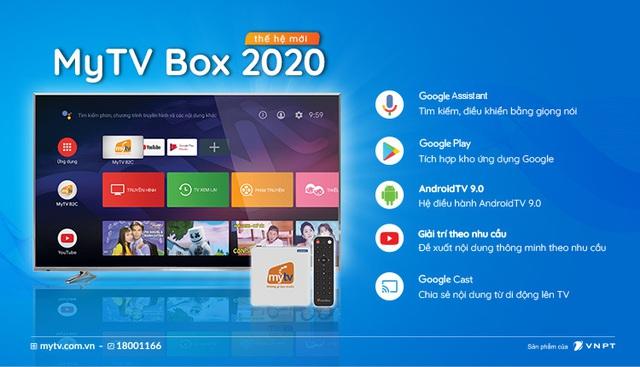 Từ A-Z dịch vụ truyền hình MyTV của Tập đoàn Bưu chính Viễn thông Việt Nam VNPT - Ảnh 1.