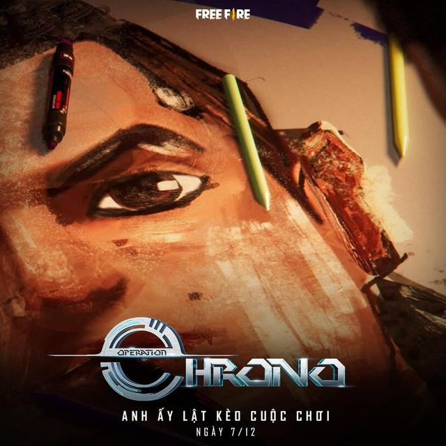 Cristiano Ronaldo trở thành Đại sứ toàn cầu của Free Fire, nhân vật huyền thoại Chrono chuẩn bị ra mắt - Ảnh 2.