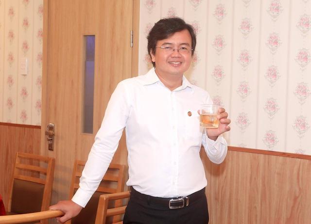 Doanh nhân Nguyễn Văn Mết và thực phẩm bảo vệ sức khoẻ M5 không đường - Ảnh 3.
