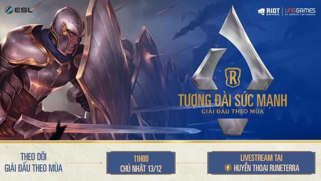 Huyền Thoại Runeterra: VNG xác nhận phát sóng Giải Đấu Theo Mùa tại Việt Nam - Ảnh 1.