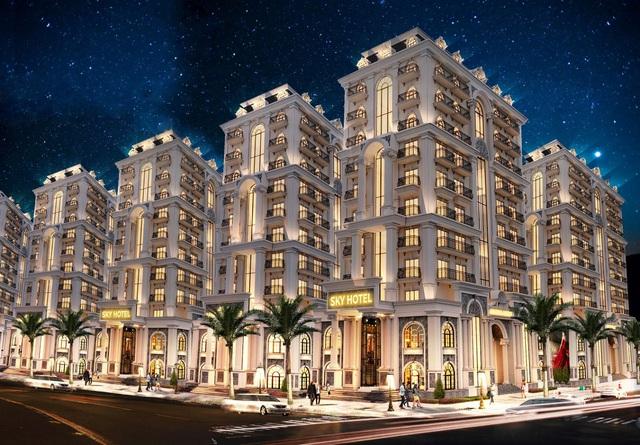 Sky Hotel: điểm sáng đầu tư sinh lời dài hạn tại Sầm Sơn - Ảnh 1.