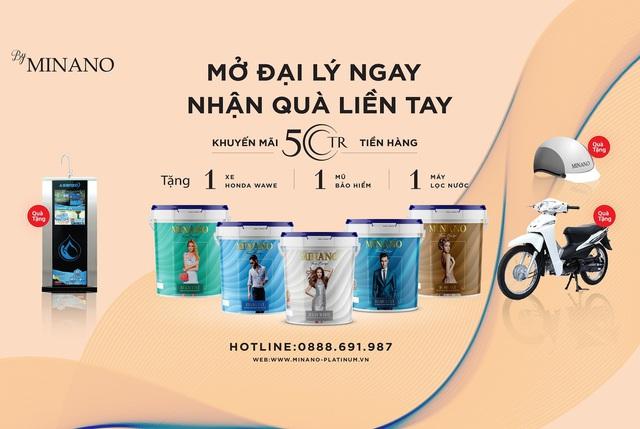Cùng Minano Group mang sơn Việt đến với người Việt - Ảnh 4.