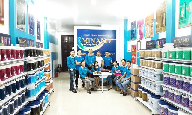 Cùng Minano Group mang sơn Việt đến với người Việt - Ảnh 1.