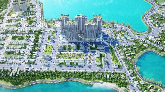 Bất động sản tại cửa ngõ Đông Sài Gòn hút nhà đầu tư - Ảnh 1.