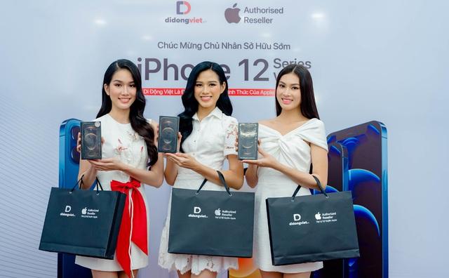 Á hậu Ngọc Thảo gợi ý địa chỉ sắm iPhone 12 mới - Ảnh 2.