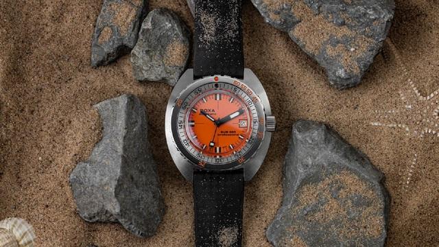 5 bộ sưu tập tạo nên thương hiệu đồng hồ Doxa Thụy Sỹ - Ảnh 1.