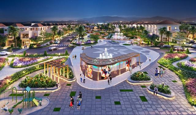 Chân dung khu đô thị kiểu mẫu tại Vũng Tàu - Ảnh 1.
