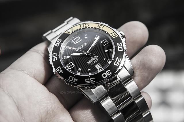 5 bộ sưu tập tạo nên thương hiệu đồng hồ Doxa Thụy Sỹ - Ảnh 3.