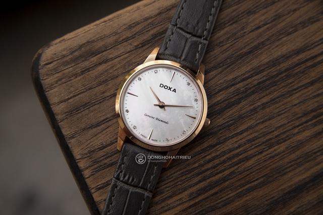 5 bộ sưu tập tạo nên thương hiệu đồng hồ Doxa Thụy Sỹ - Ảnh 5.