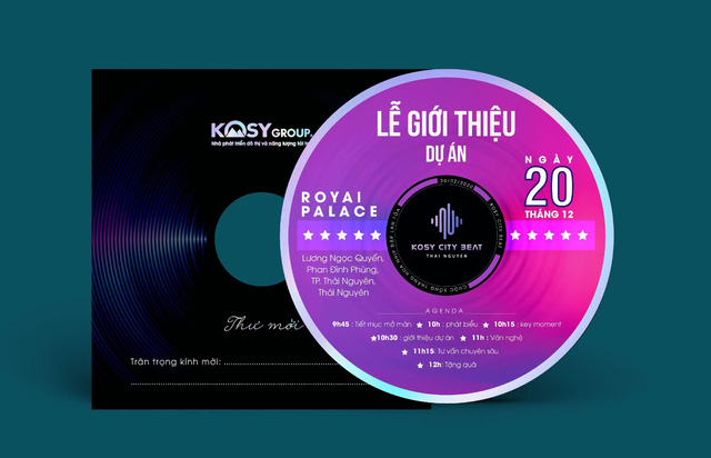 Tập đoàn Kosy sắp ra mắt thành phố giải trí được mong chờ tại Thái Nguyên - Ảnh 1.