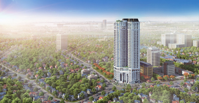 Khan hiếm nguồn cung căn hộ cao cấp tại trung tâm Hà Nội và TP. HCM - Ảnh 1.