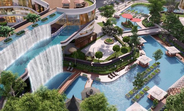 Khám phá hệ tiện ích tỷ đô tại căn hộ vườn treo Babylon - Ảnh 2.