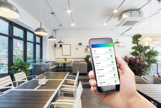 Bluetooth Mesh – Công nghệ đột phá cho giải pháp chiếu sáng thông minh - Ảnh 1.