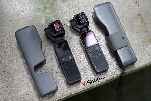 DJI Pocket 2 ver Creator Combo: Nâng cấp camera 64MP, chống rung siêu mượt, thêm góc siêu rộng và loạt phụ kiện đẳng cấp - Ảnh 3.