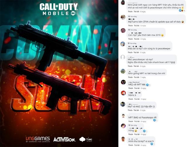 Call of Duty: Mobile VN hé lộ bản đồ, vũ khí mới trong bản cập nhật mùa đông - Ảnh 1.