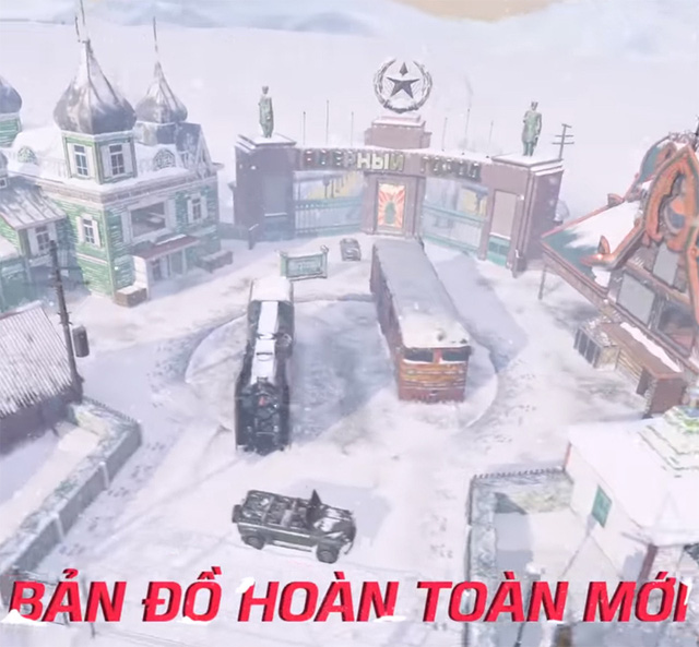 Call of Duty: Mobile VN hé lộ bản đồ, vũ khí mới trong bản cập nhật mùa đông - Ảnh 2.