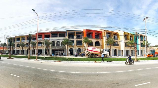 Đầu tư Shophouse biển sắp bàn giao, nhận ngay 5 tỷ đồng trong 5 năm đầu tiên - Ảnh 1.