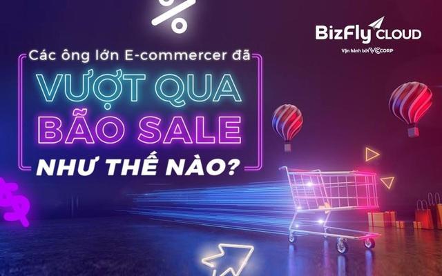 Các ông lớn e-commerce đã vượt qua bão sale như thế nào? - Ảnh 1.