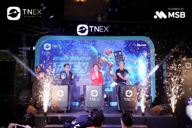 Ngân hàng thuần số hoàn toàn mới TNEX miễn phí 100% cho người dùng - Ảnh 1.