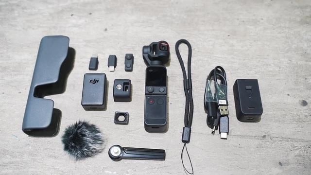 DJI Pocket 2 ver Creator Combo: Nâng cấp camera 64MP, chống rung siêu mượt, thêm góc siêu rộng và loạt phụ kiện đẳng cấp - Ảnh 2.