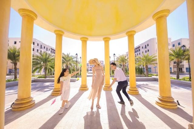 Lên thành phố, Phú Quốc lột xác với khu đô thị kiểu mẫu - Ảnh 1.
