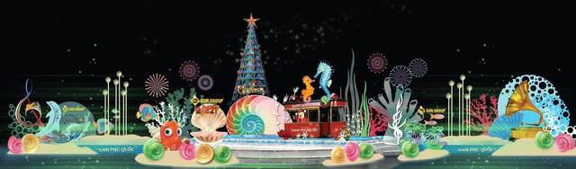 Nam đảo Phú Quốc bừng sáng trong mùa lễ hội cuối năm - Ảnh 1.